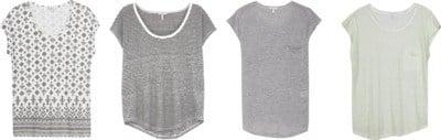 Joie Linen T shirts