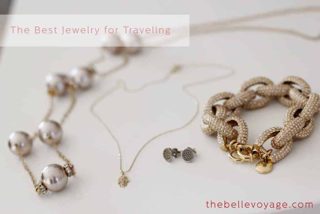 best way to travel with jewelry