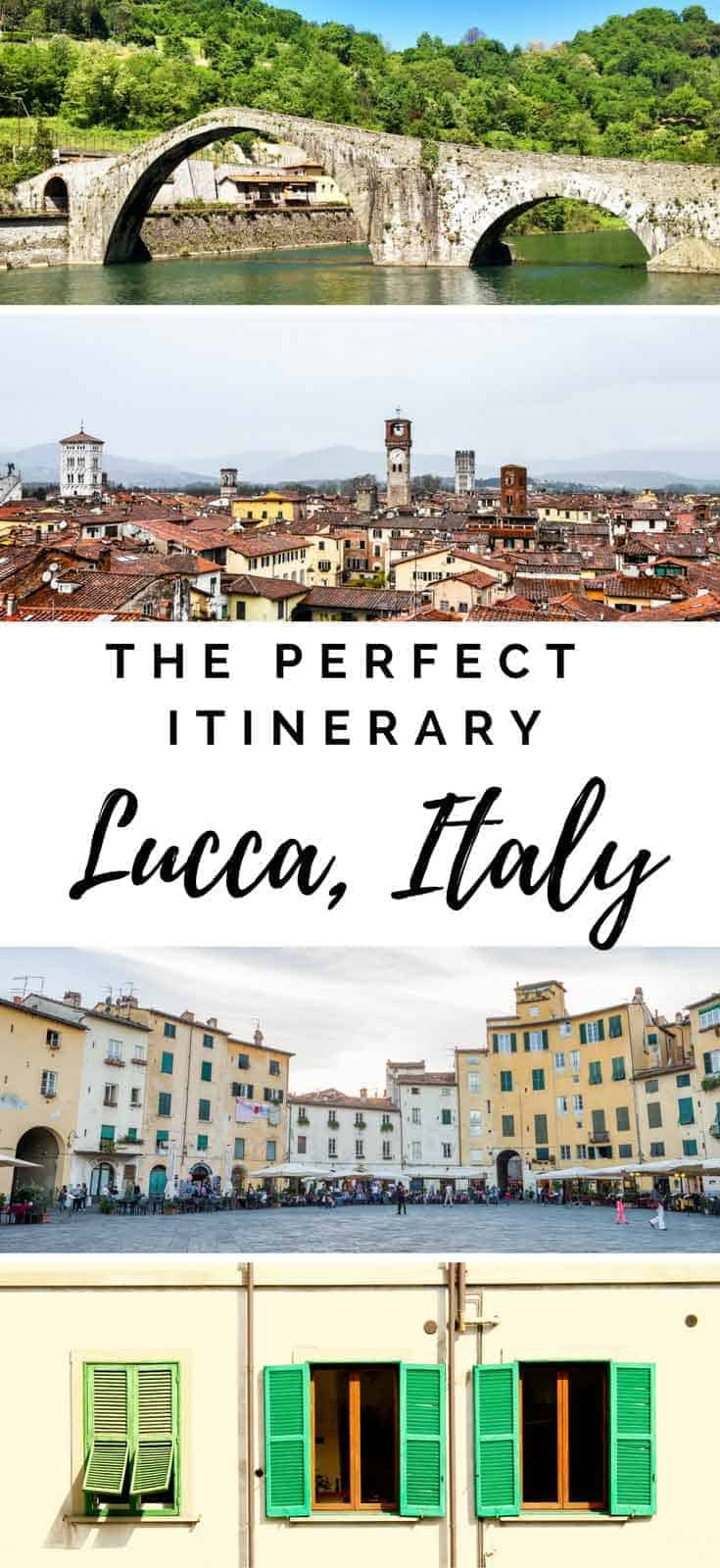 luck Tuscany Italy travel guide