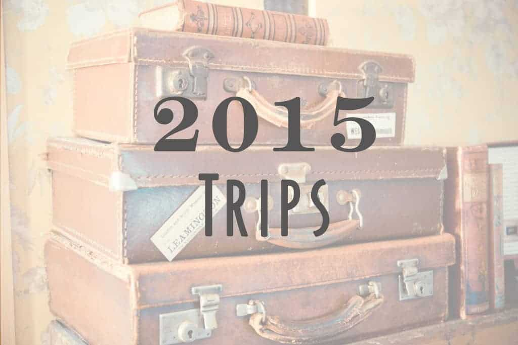 2015 trips