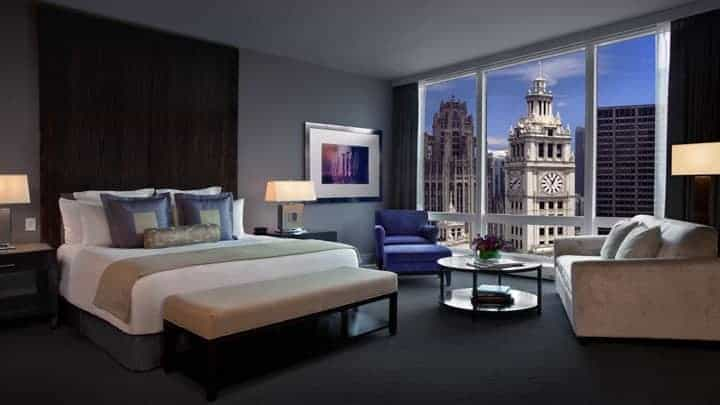 Trump hotel chicago a review the belle voyage for New hotels in chicago