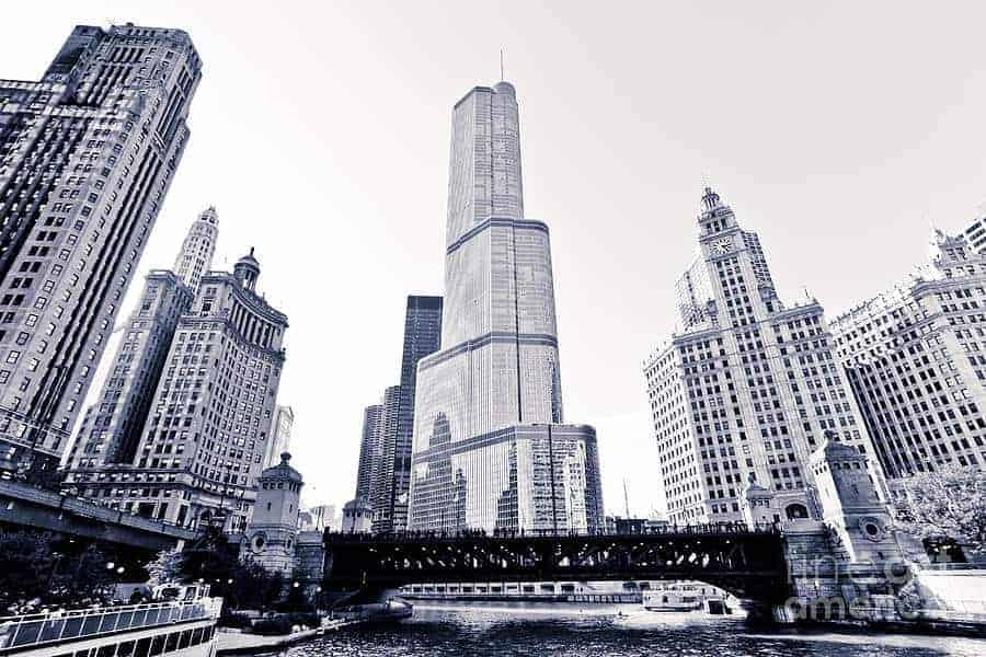 chicago-trump-tower-and-wrigley-building-paul-velgos