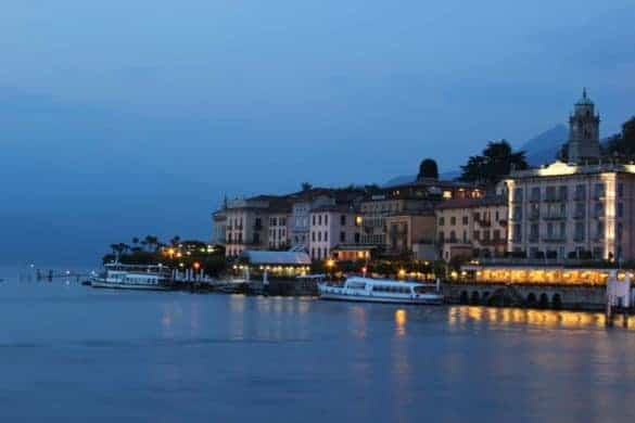 places to see in italy Bellagio lake Como