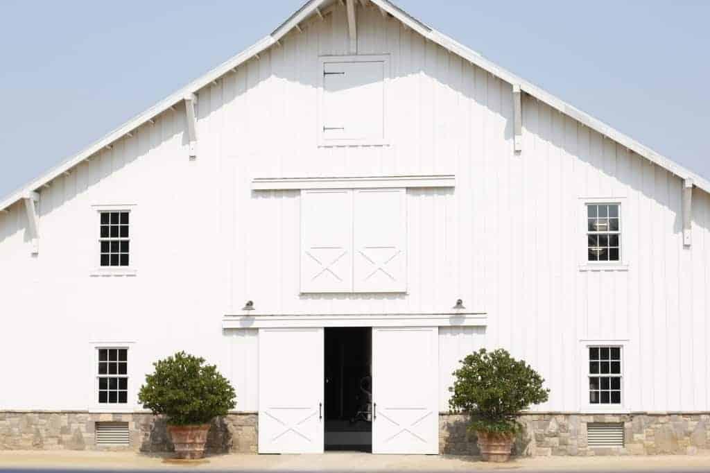 Nickel and Nickel barn