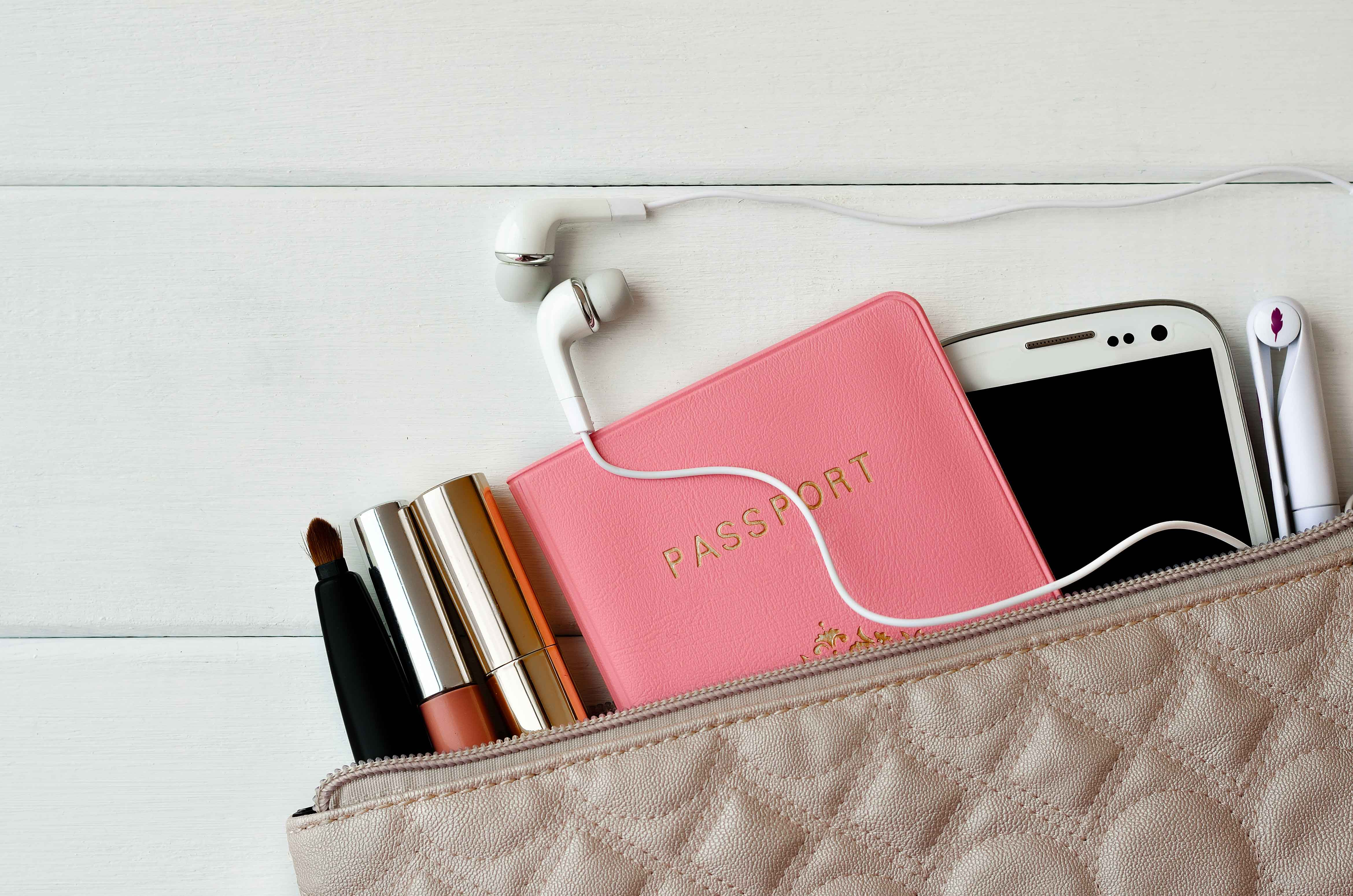 phone charging wristlet