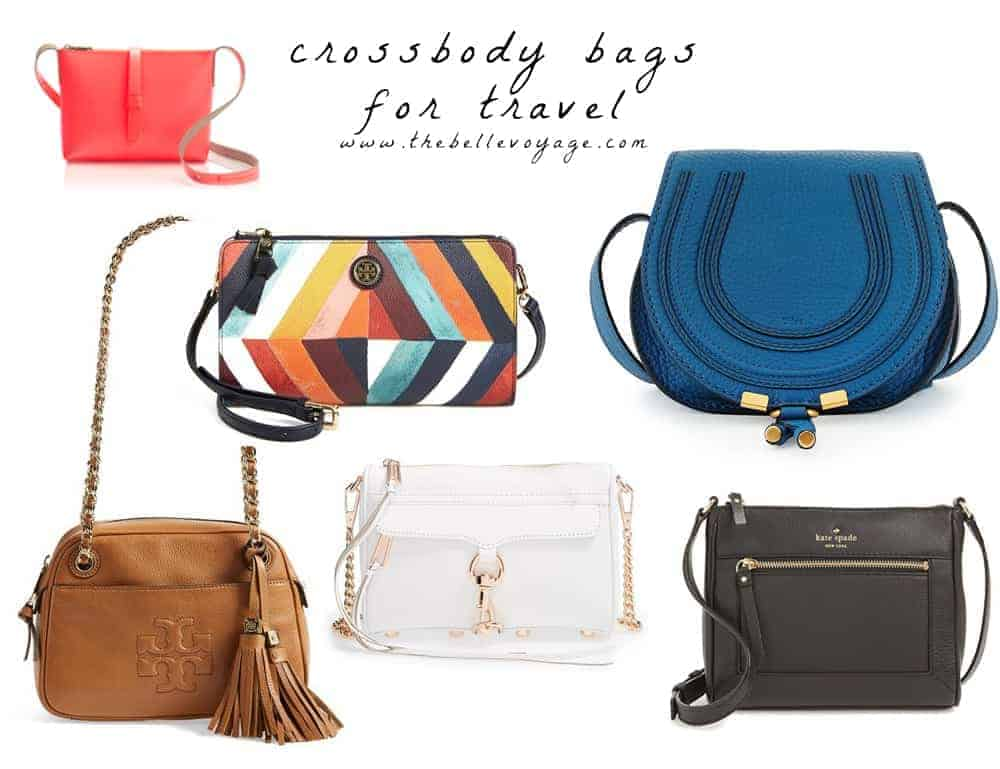 crossbody bags for travel