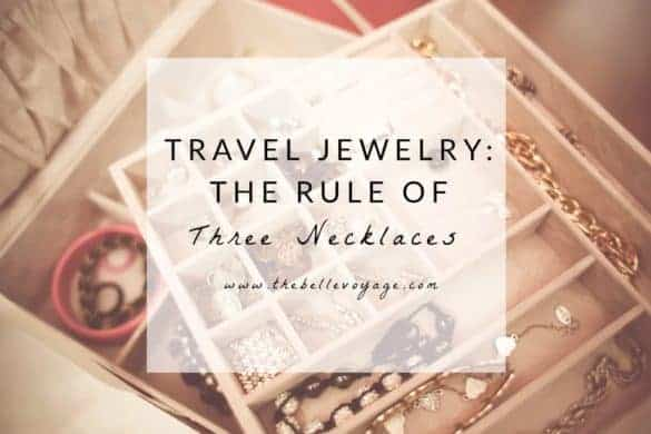 travel jewelry