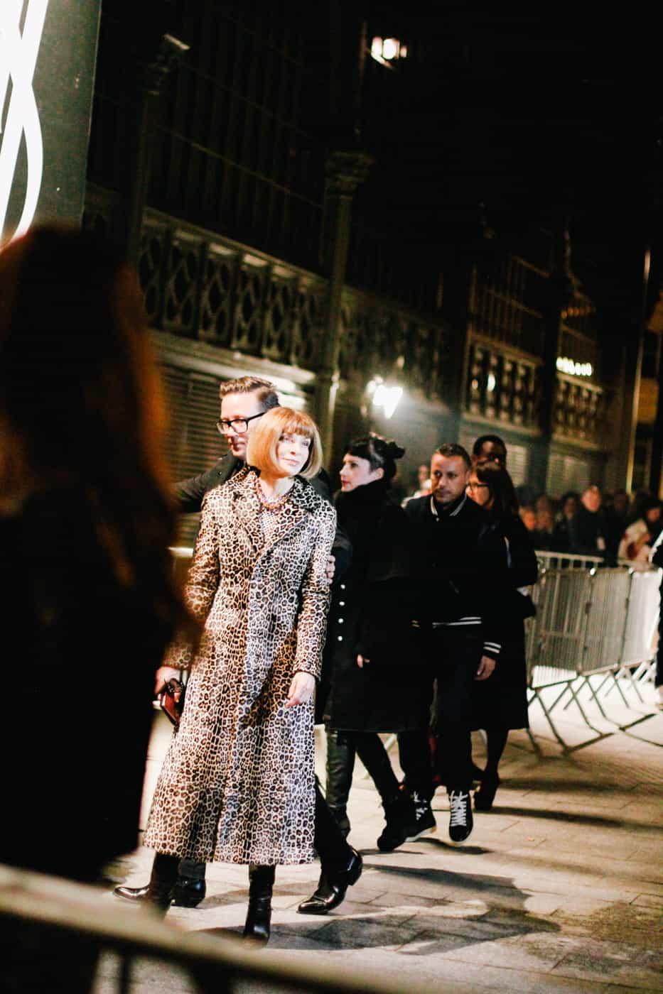 YSL Paris Fashion Week-1