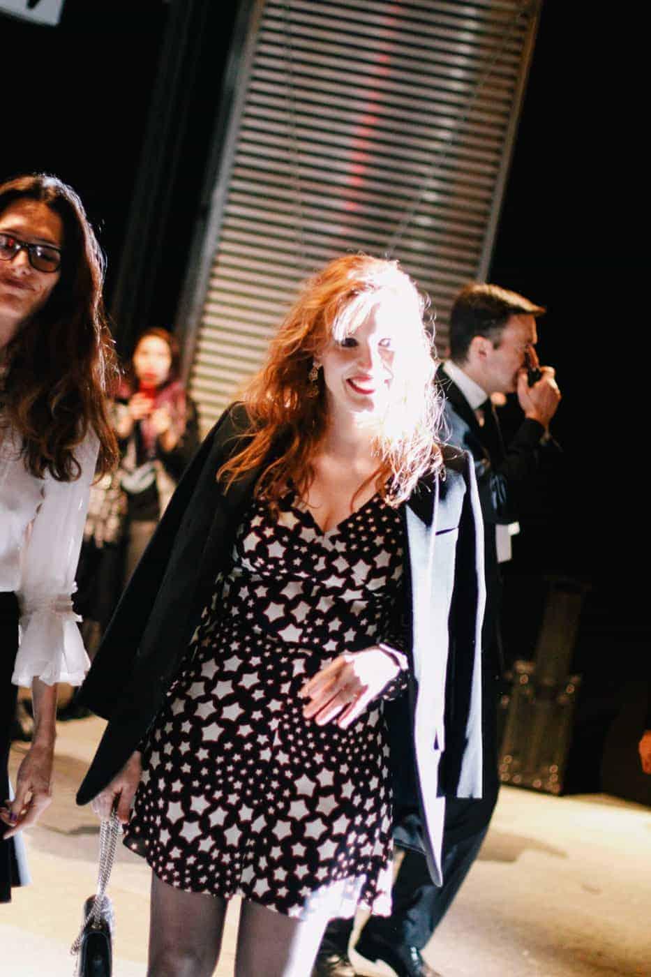 YSL Paris Fashion Week-4