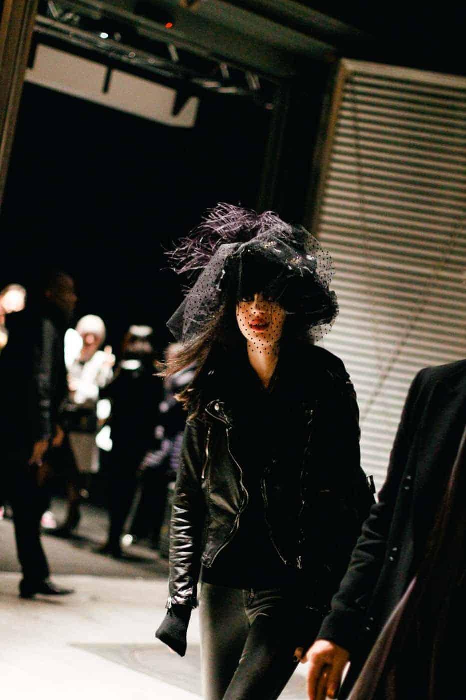 YSL Paris Fashion Week-6