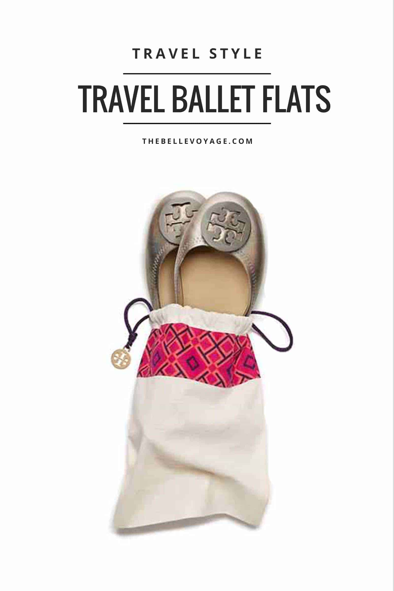 travel shoes ballet flats