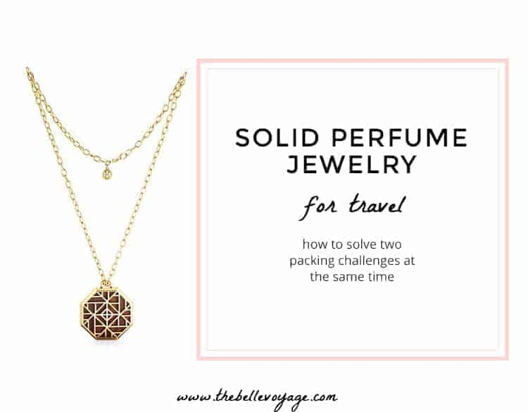 solid perfume jewelry