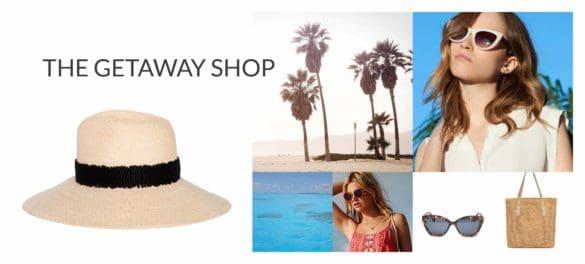 the getaway shop