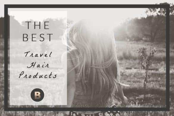 Travel Hair Products