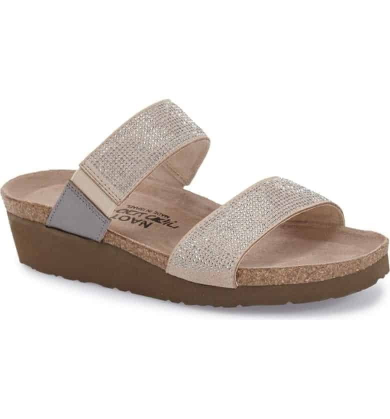 comfortable walking sandals for Europe