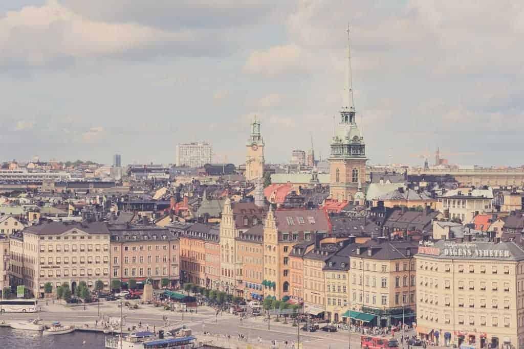 spring stockholm