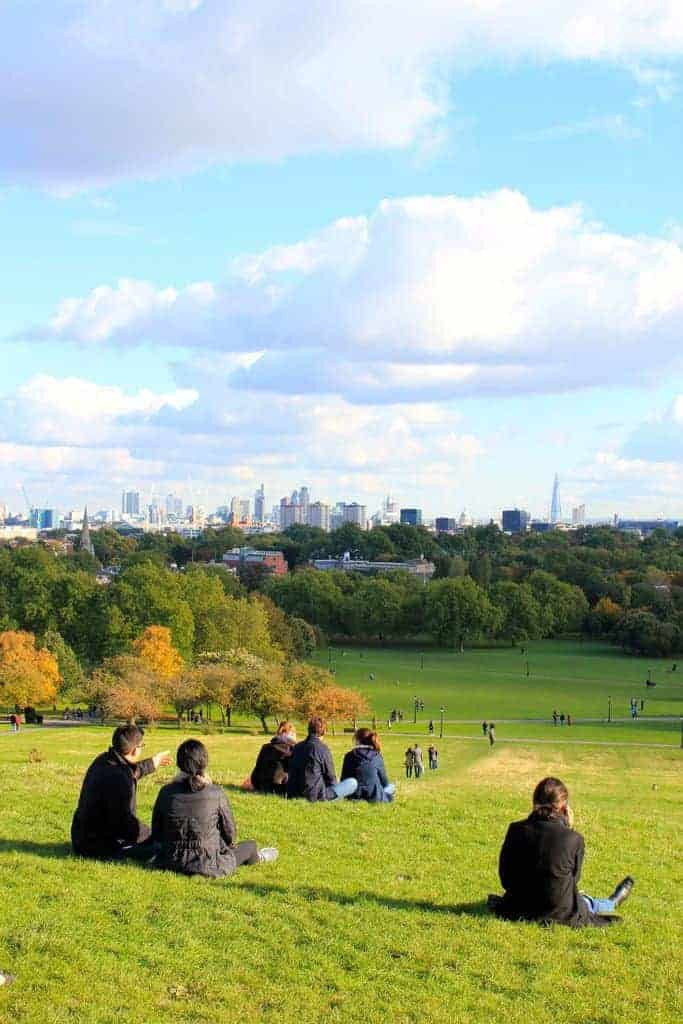 london instagram primrose hill