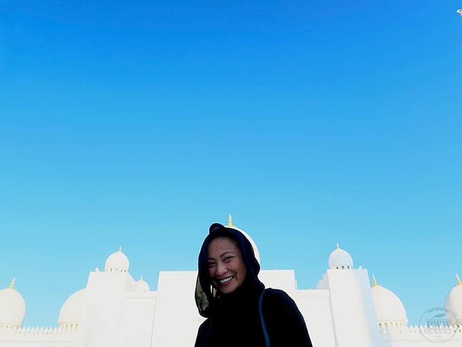 Abu Dhabi Travel Diary and Hiatus
