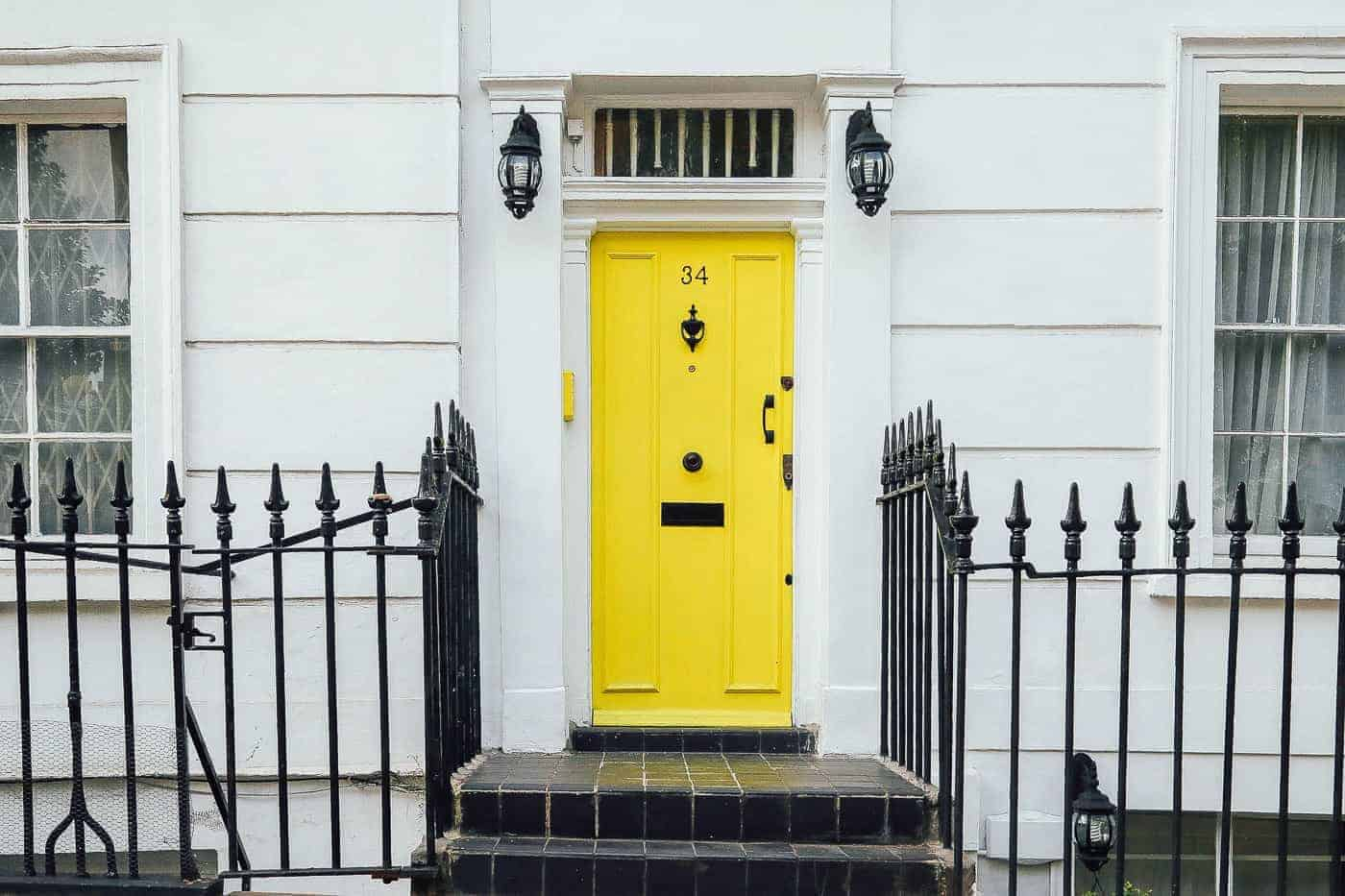 perfect london itinerary notting hill