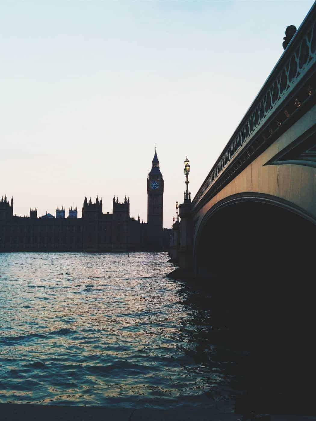 perfect london itinerary