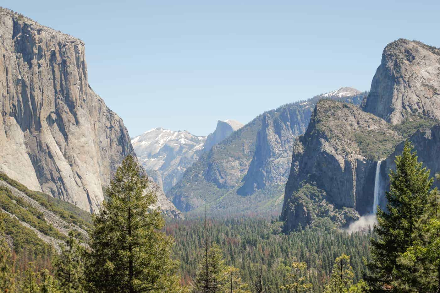 Yosemite California Travel Guide Itinerary-16
