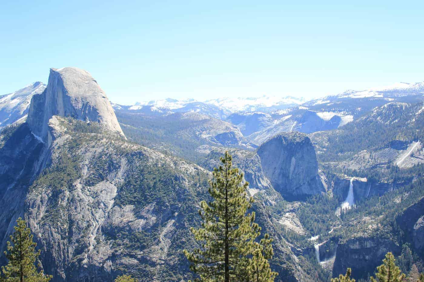 California bucket list Yosemite