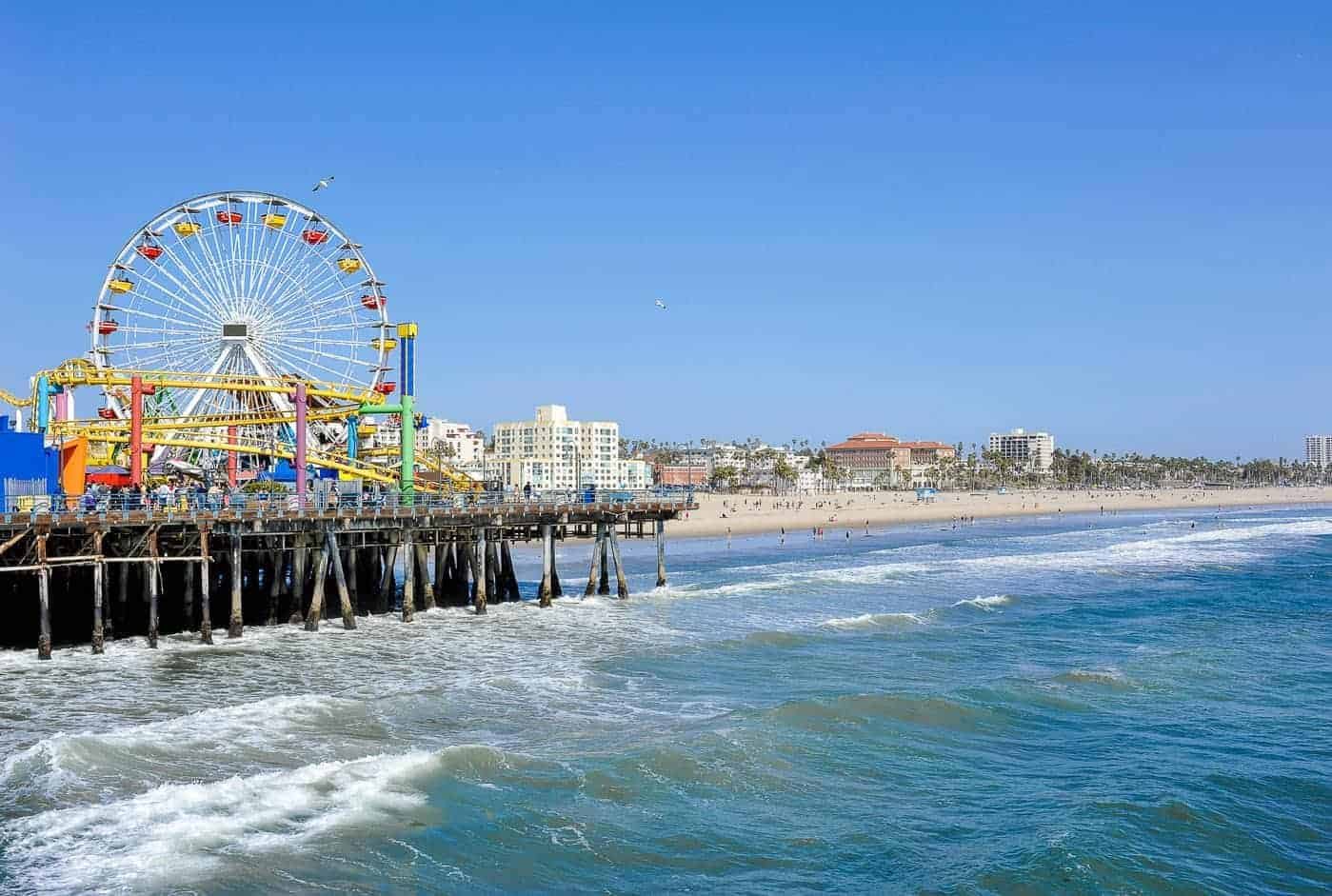 Best Time To Visit Santa Monica Beach