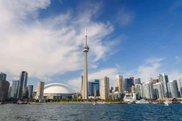 toronto Canada travel guide itinerary 1