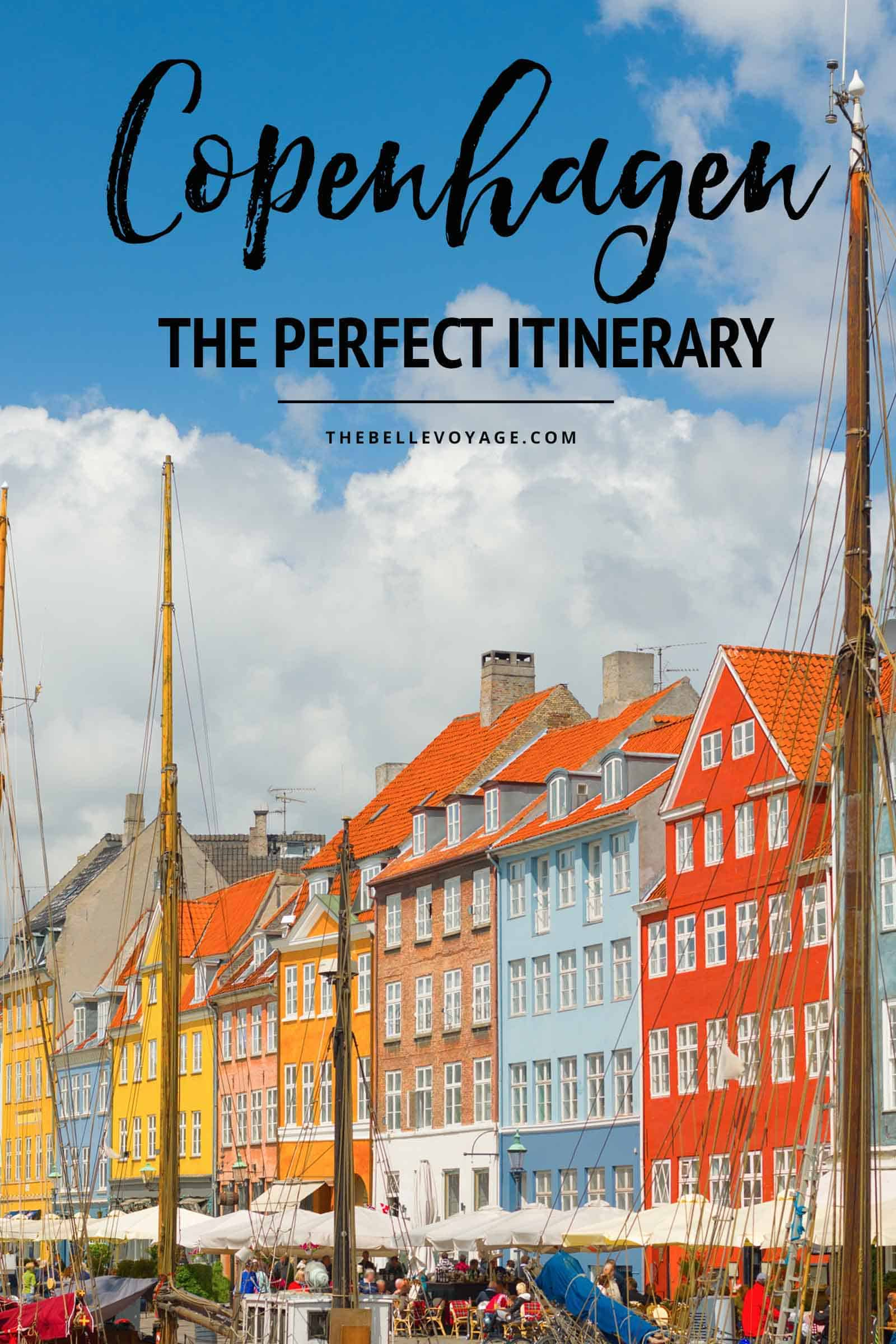 copenhagen denmark travel guide itinerary