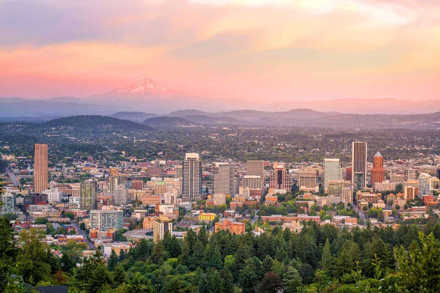 The Perfect Portland Itinerary For First Time Visitors