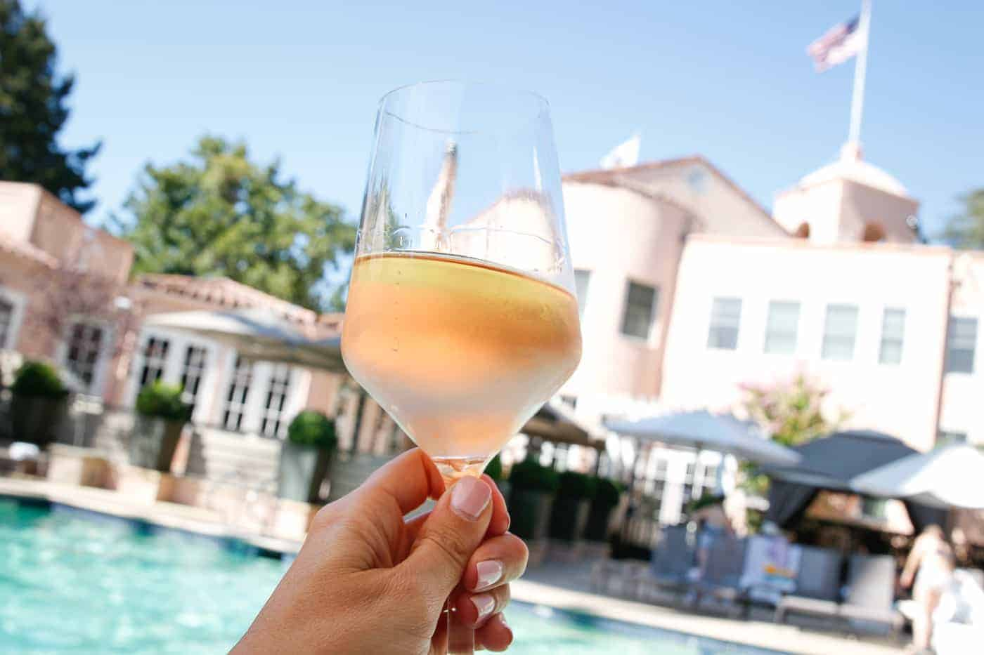 luxury hotels in Sonoma valley
