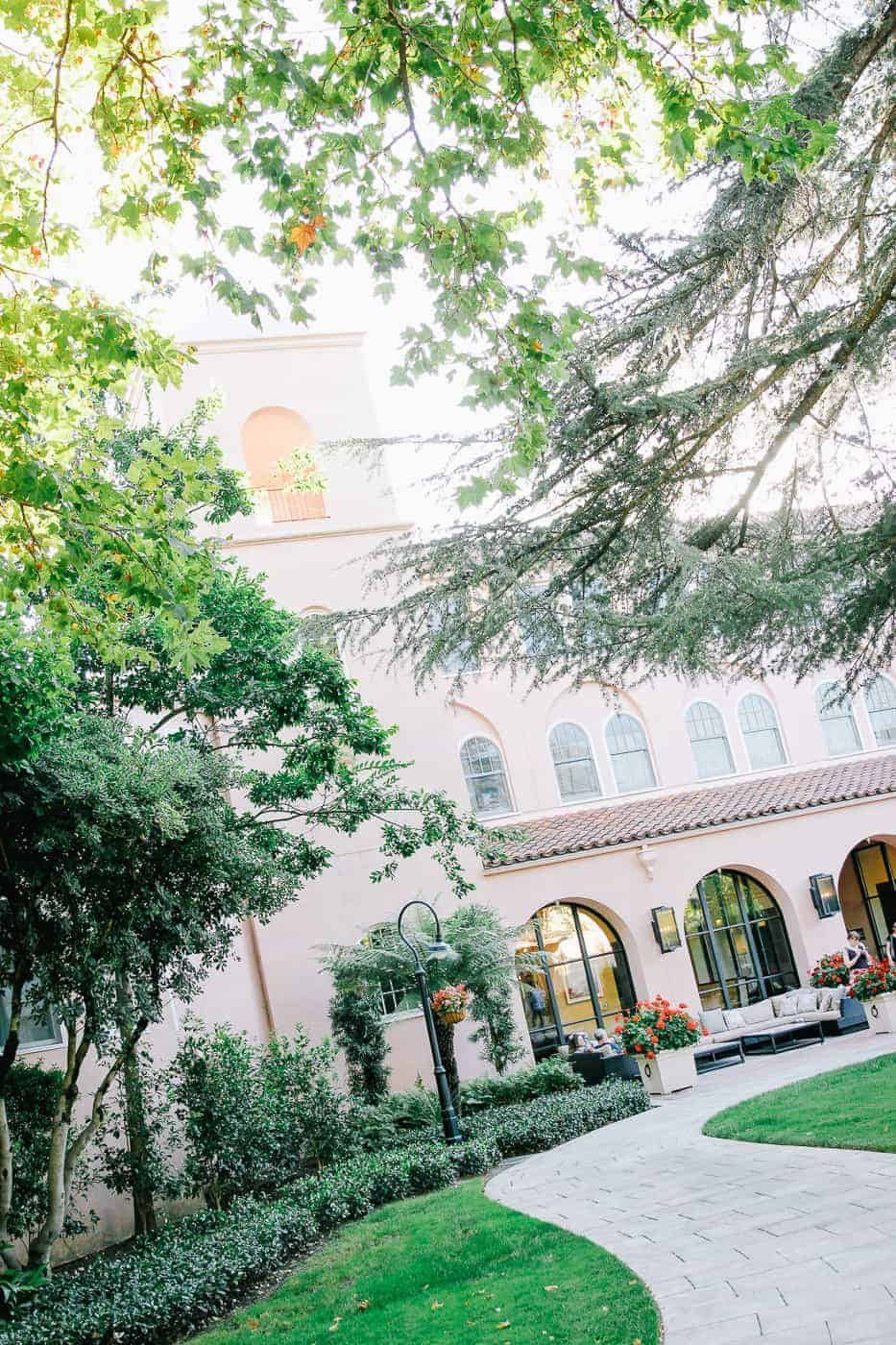 luxury hotels in Sonoma California