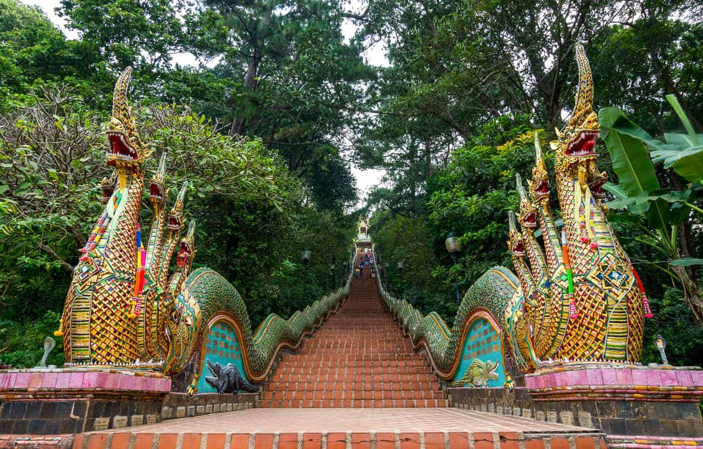 Chiang Mai itinerary best temples
