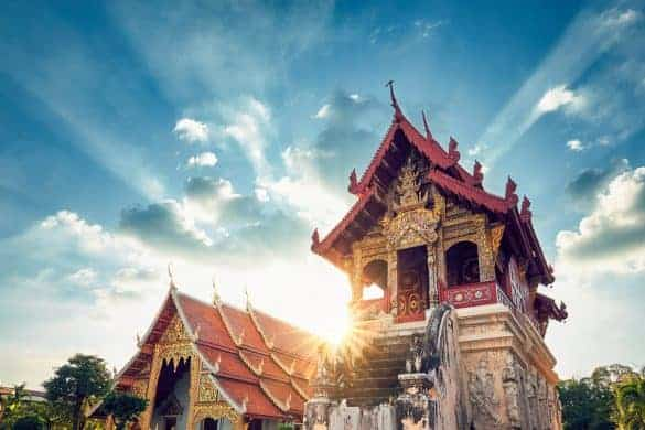 Chiang Mai itinerary travel guide