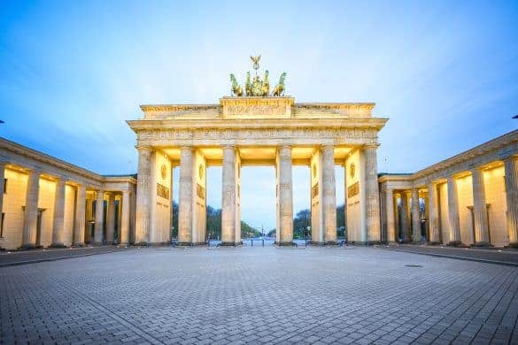Berlin germany itinerary travel guide