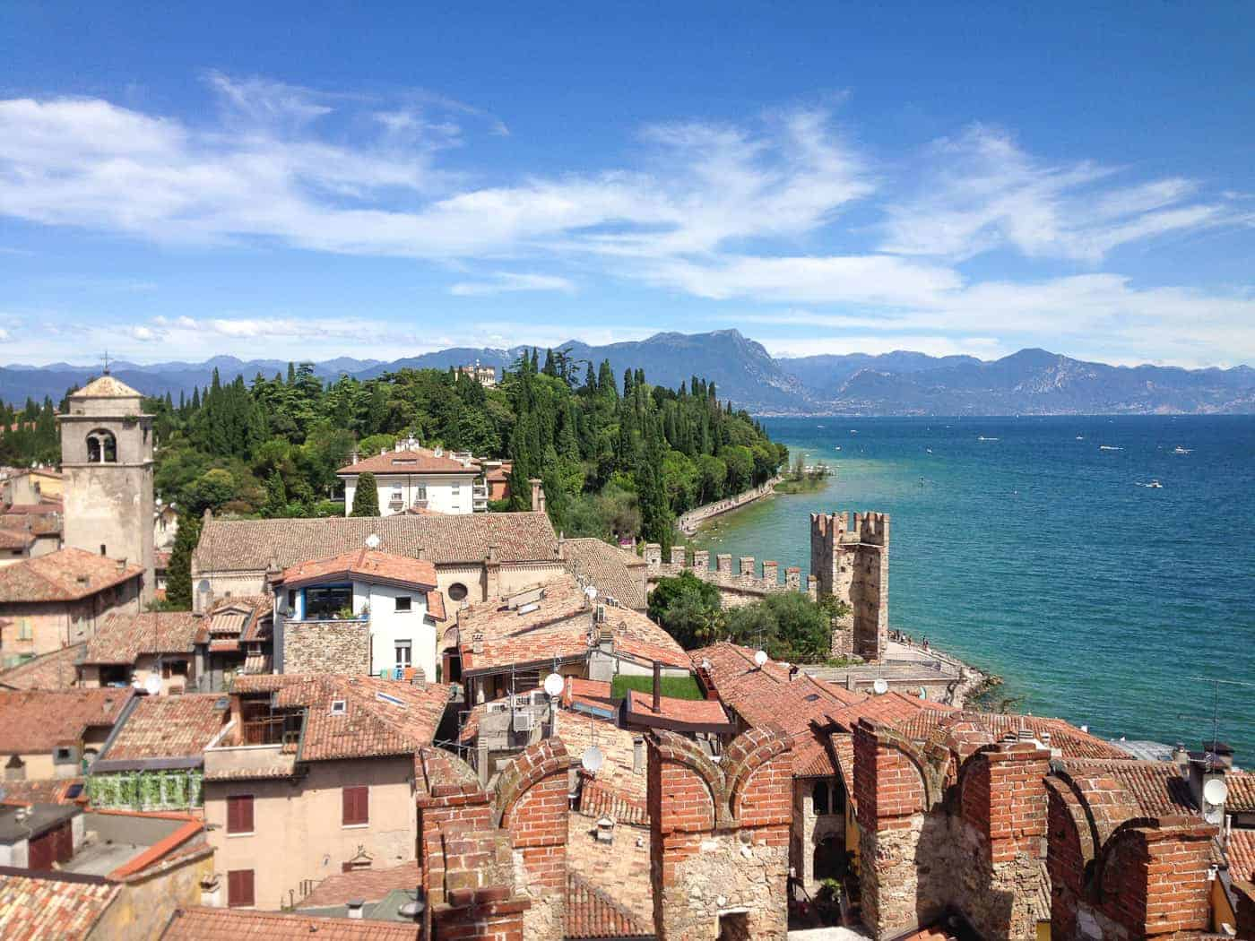 Sirmione Italy one of the best places to see in Italy before you die