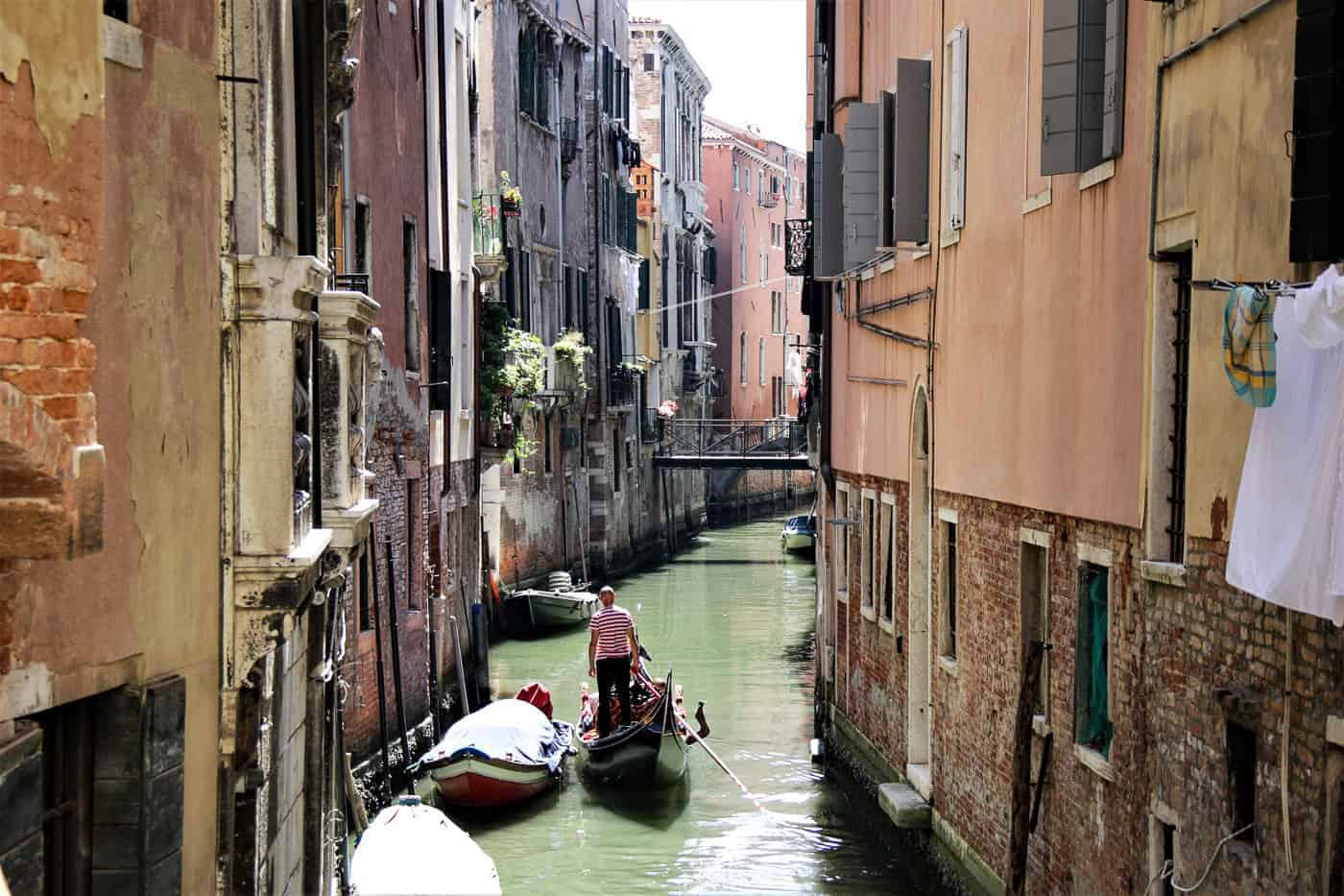 Canals of Venice Italy belong on every Italy bucket list
