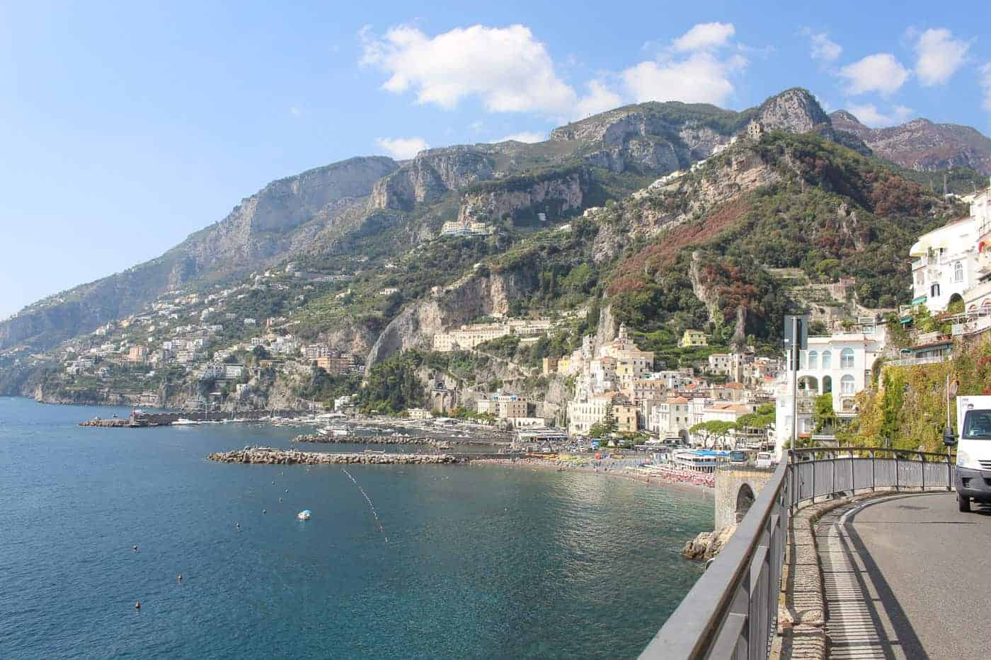 Amalfi Italy bucket list