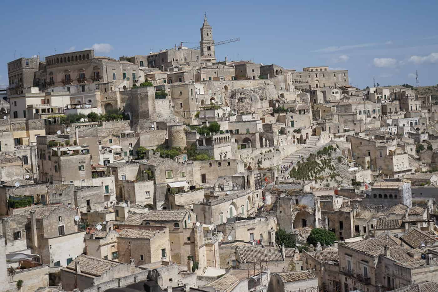 things to see in matera italy