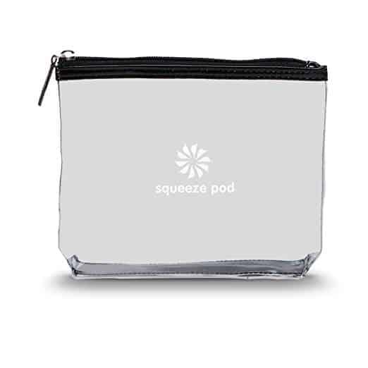 tsa approved liquids bag