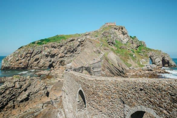 San Juan de gaztelugatxe hike